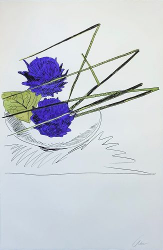 Flowers (FS. II. 116) by Andy Warhol at