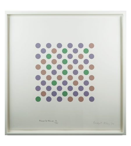 Measure for Measure by Bridget Riley at