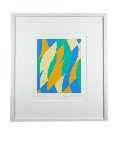 Fold by Bridget Riley at