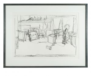 Untitled by Alberto Giacometti at Hidden
