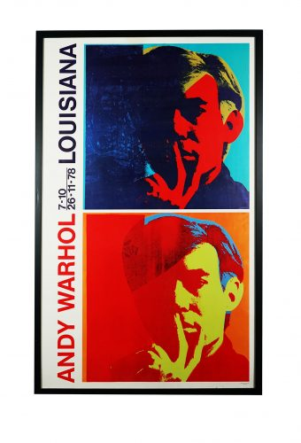 Louisiana Museum Denmark by Andy Warhol at Hidden