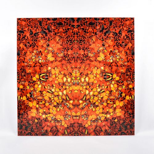 The Elements: Fire by Damien Hirst at