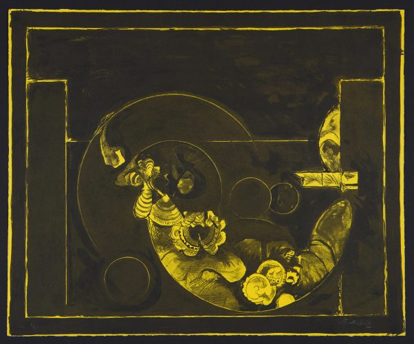 Life on Wood by Graham Sutherland at