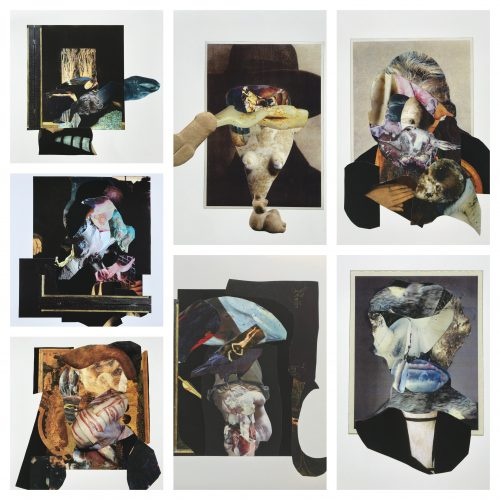 Nevermore – Portfolio of 7 artworks by Adrian Ghenie at