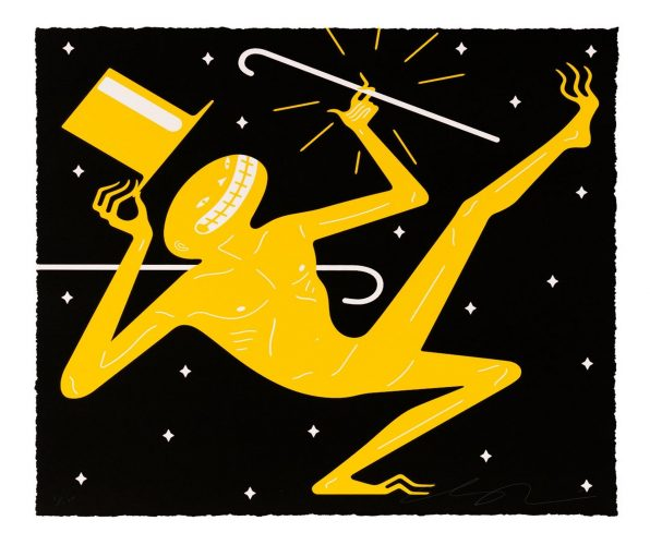 Canceled (Black) by Cleon Peterson at