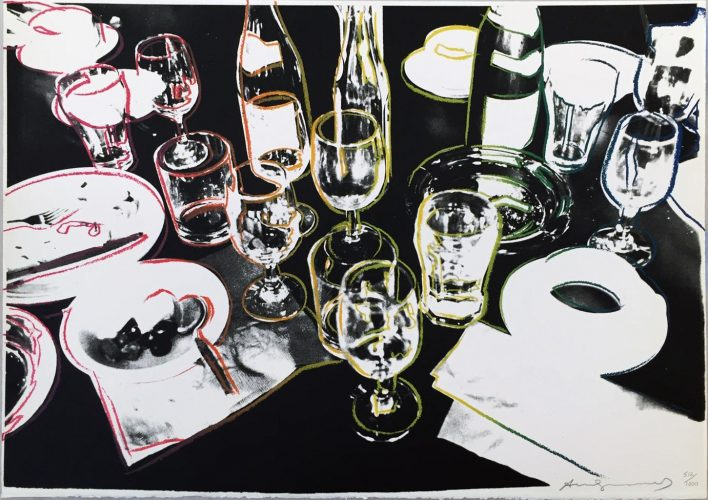 After the Party II.183 by Andy Warhol at