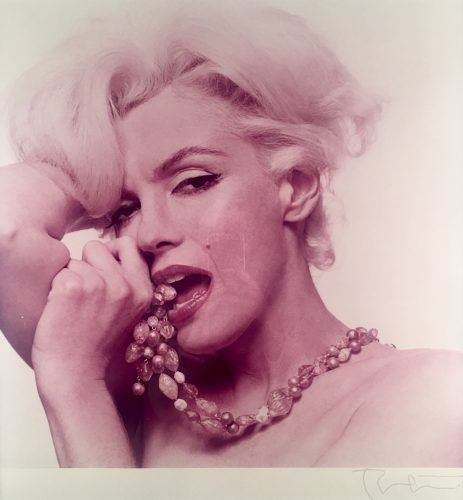 Aroused from The Last Sitting by Bert Stern at