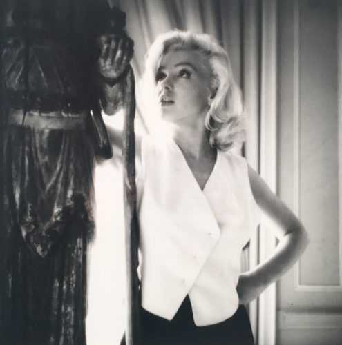 Schenck House (Marilyn Monroe) by Milton Greene at Andrew Weiss Gallery