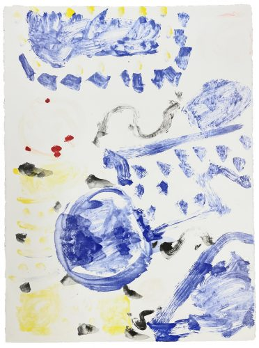 Without Title by Patrick Heron at