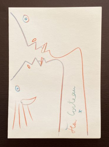 Amour by Jean Cocteau at