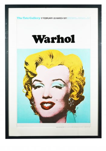 Marilyn (Tate Gallery) by Andy Warhol at