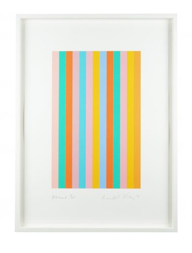 Around by Bridget Riley at