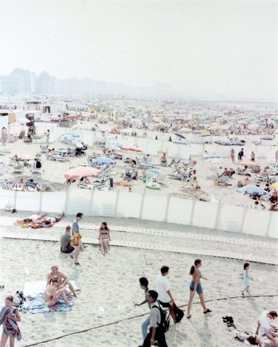 Knokke Four by Massimo Vitali at