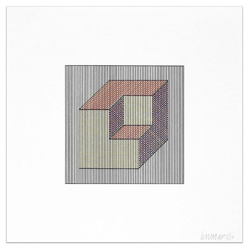Plate #15 by Sol LeWitt at