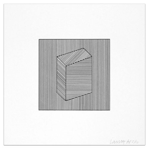 Plate #22 by Sol LeWitt at