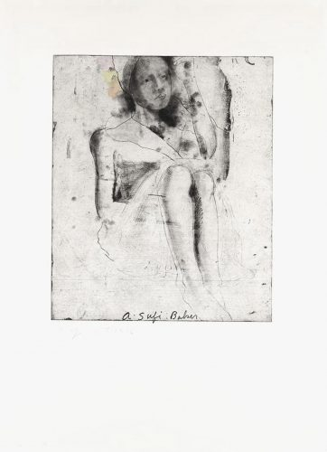 A Sufi Baker by Jim Dine at