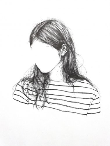 Landmarks and Features D by Henrietta Harris at