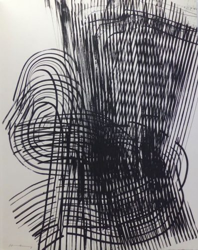 Untitled by Hans Hartung at www.kunzt.gallery