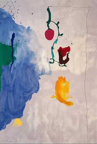 Eve by Helen Frankenthaler at