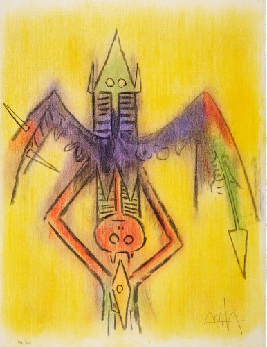 Innocense (Pleni Luna) by Wifredo Lam at