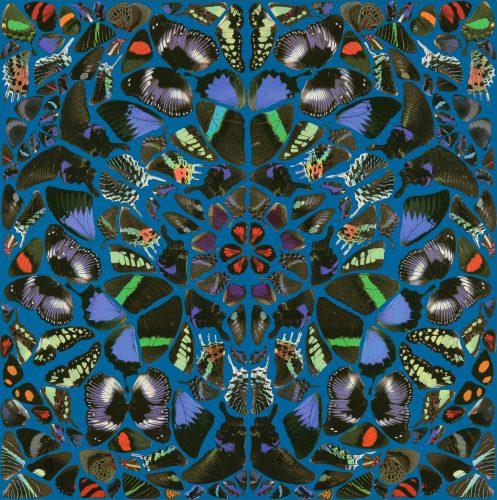 Psalm: Miserere Mei Deus by Damien Hirst at