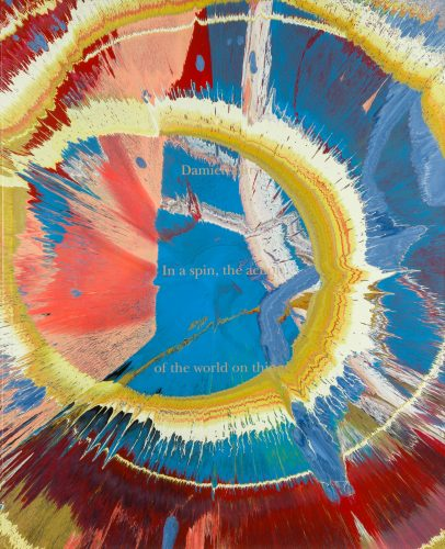 In a Spin, the Action of the World on Things, Vol. II by Damien Hirst at