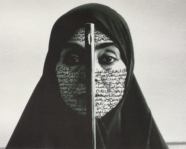 Rebellious Silence from Women of Allah by Shirin Neshat at FEUTEU