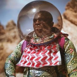 Dhana. From the series The Afronauts (2011) by Cristina De Middel at