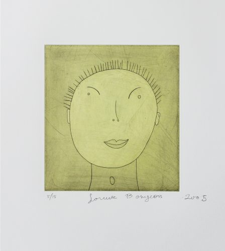 Together by Louise Bourgeois at