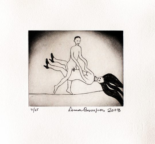 The Laws of Nature by Louise Bourgeois at