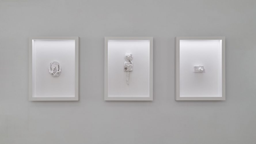 Paper Relics by Daniel Arsham at