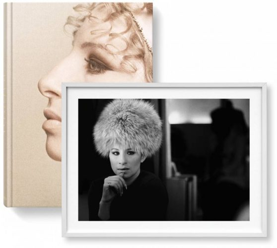 Barbra Streisand, Art Edition No. 101–200 by Lawrence Schiller at