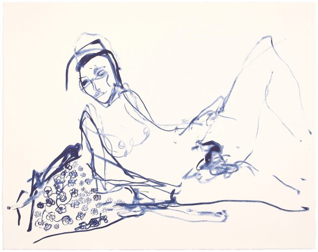 I Loved my Innocence by Tracey Emin at Hidden