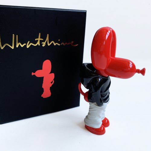 Jeff Junior Red 15 cm by Whatshisname at