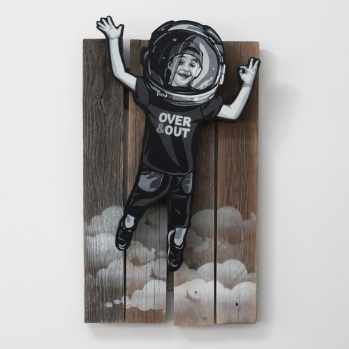 Over & Out by Joe Iurato at