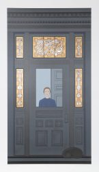 The Doorway by Will Barnet at